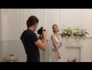 модель Photomodel style на фотосессии для дизайнерских украшений By Lilabackstage