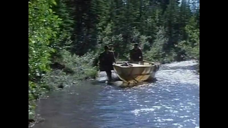 Blood River (1991) - Ricky Schroder Wilford Brimley John P. Ryan Henry Beckman Adrienne Barbeau Mel Damski