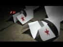 Акция в память о жертвах  крушения Ан-26 в Сирии