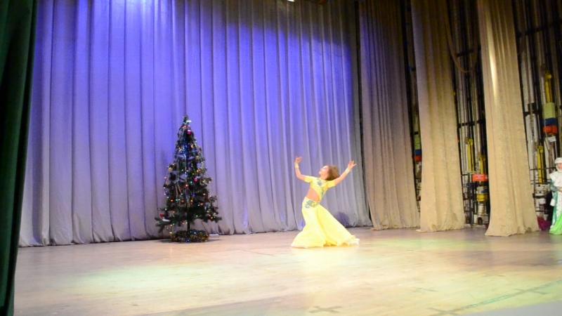 Танцевальный клуб Амира г. Нижний Новгород 414-50-18 Чапанова Кира