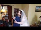 Утро невесты Алены и ее мамы