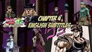 JoJos Bizarre Adventure Eyes of Heaven - Story Mode Chapter 4 Phantom Blood English Subs