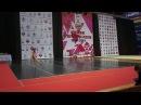 Чемпионат и Первенство России по Чир спорту- HOTTA DANCE JUNIOR- чир джаз двойка юниоры