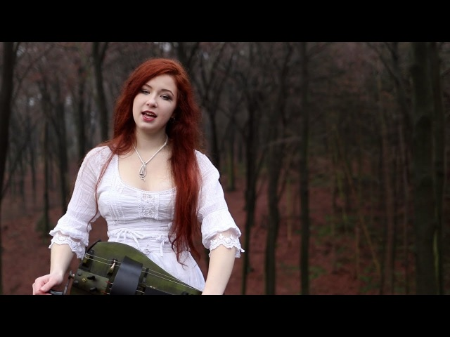 Over the Hills and Far Away - Patty Gurdy (Gary Moore Nightwish Hurdy Gurdy Cover)