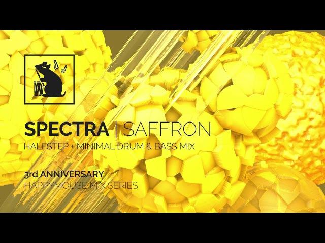 Spectra   Saffron - Halfstep Minimal Drum Bass