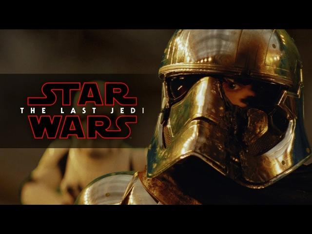 Star Wars: The Last Jedi   Phasma's End - Deleted Scene