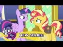 MLP Equestria Girls С1 Russia Sunset Shimmer's Saga Возвращение домой 🏰