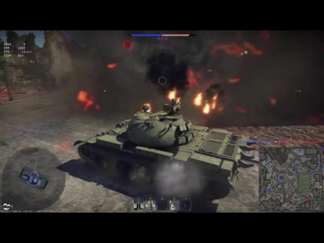 War Thunder Обзор Т-55А: Почему так?! Срочно нужна ДЗ!