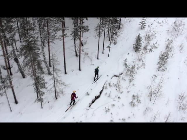 Промо ролик к соревнованиям по ски-альпинизму