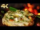Ultimate Khachapuri Pizza 4K ASMR Cooking