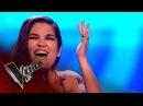 Шоу Голос Британия 2018 Лорен Бэннон с песней Верящий The Voice UK 2018 Lauren Bannon Believer оригинал Imagine Dragons