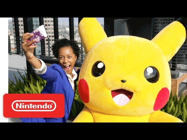 Who Inspired the New Nintendo 2DS XL Pikachu Edition
