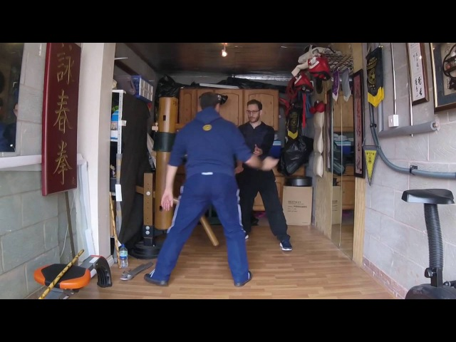 Simply Wing Chun Kuen - Baat Cham Dao lesson part 2
