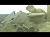 45 мм орудие cтаршего сержанта Александра Алеканцева против 12 танков 45 mm gun of senior Sergeant Alexander Alekantsev against 12 tanks