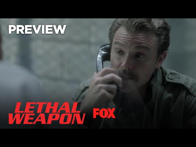Preview: Evil Awaits Around The Corner | Season 2 Ep. 11 | LETHAL WEAPON