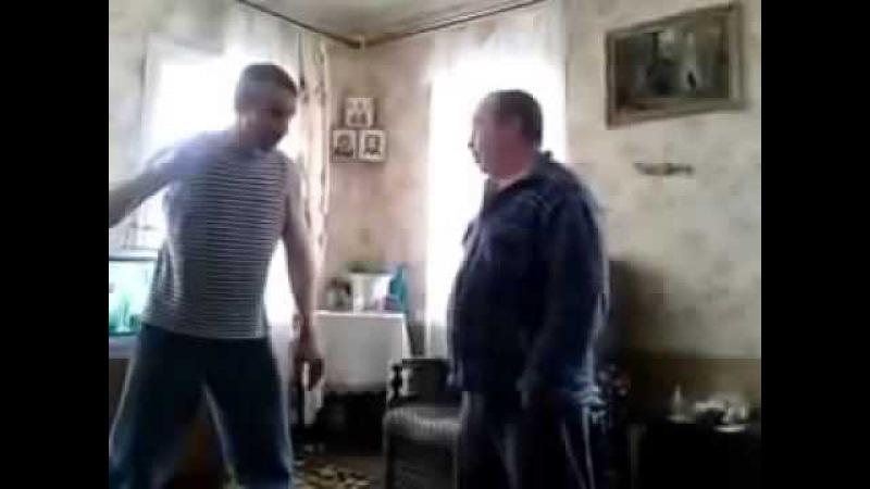 Дед и вдв Неборский