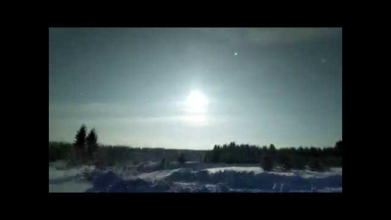 Езда на снегоходе Yamaha Viking
