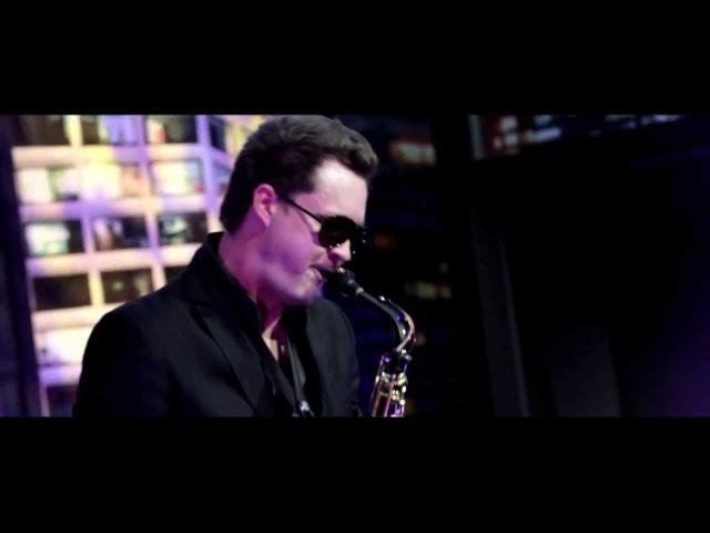 Саксофонист Даниил Дубровский. Lilly was here