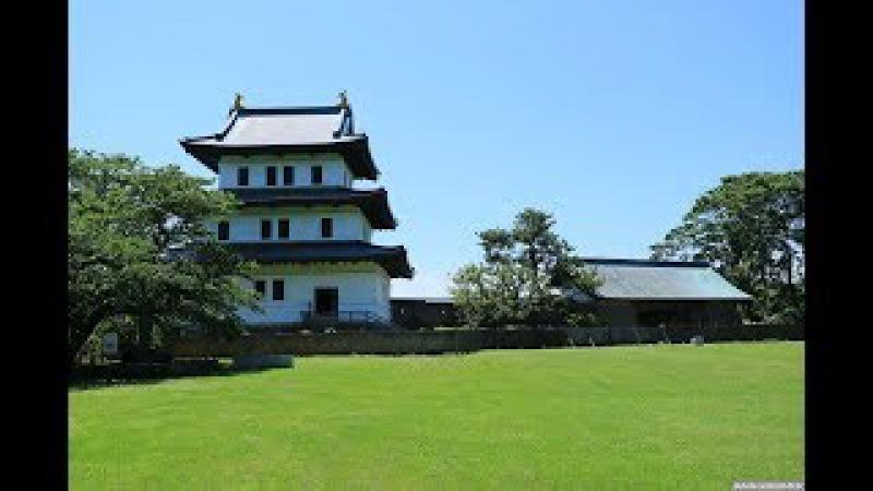 JAPAN GEOGRAPHIC 4K 北海道 最北の城下町 松前 Matsumae,Hokkaido
