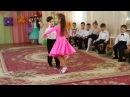 Александр и София - бальные танцы. Выпускной утренник в детском саду 2017
