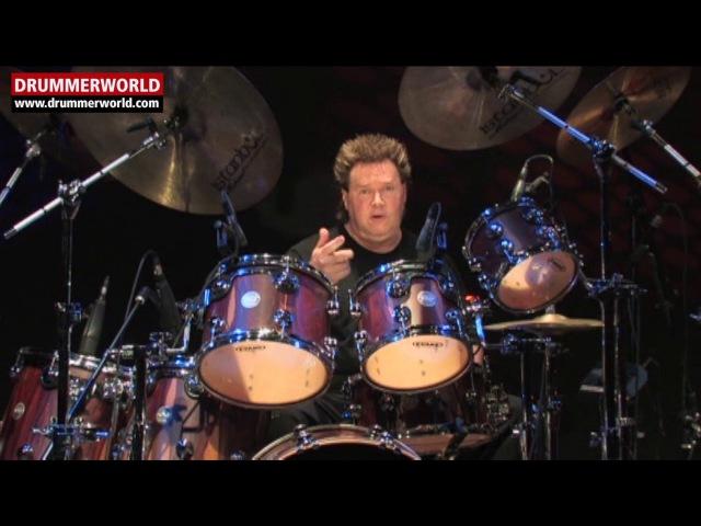 Rick Latham Drum Clinic: Linear Grooves (David Garibaldi - Mike Clark)