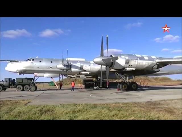 Кошмар НАТО! Кадры Атаки Ту-142М3 На Подлодку «Врага»!