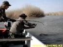 Рыбалка в Казахстане. Красавец сом на 43 кг.