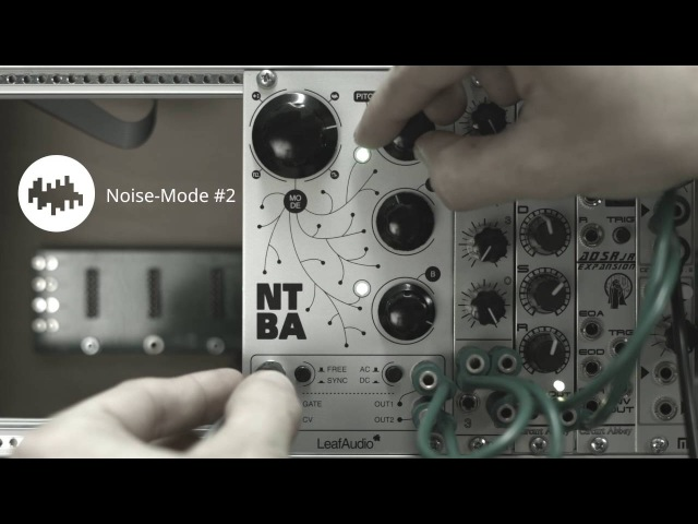 Noise To Brain Adapter (NTBA) - Multifunctional VCO