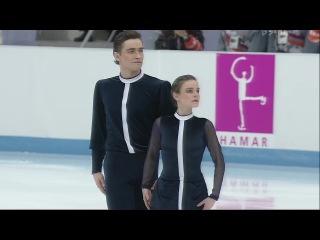 [4K60P] Ekaterina Gordeeva and Sergei Grinkov 1994 Lillehammer Olympic FS