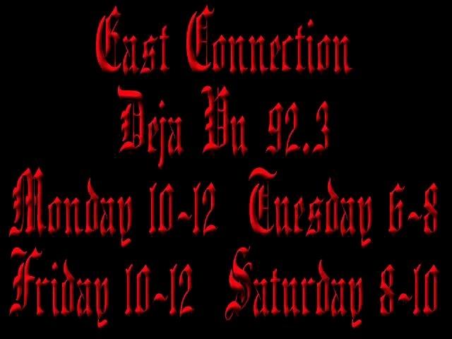 EAST CONFEDERATION ON DEJA VU FM (2002)