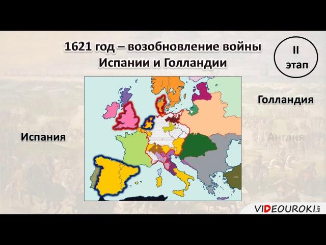 20 Международные отношения в XVI XVIII веках ч 1