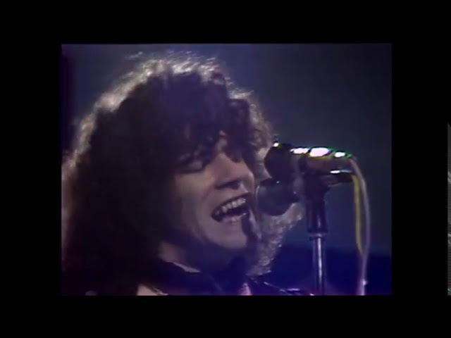 Nazareth - Live on Spotlight TV Austria 1975 (6 Tracks)