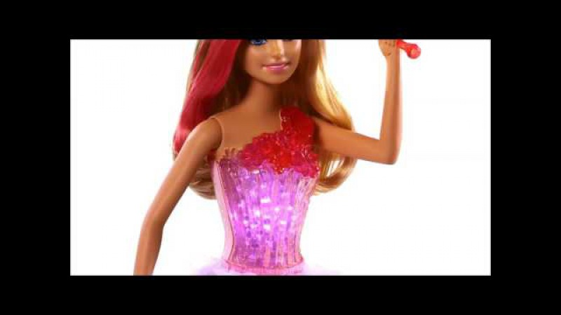 Smyths Toys - Barbie Dreamtopia Sweetville Princess