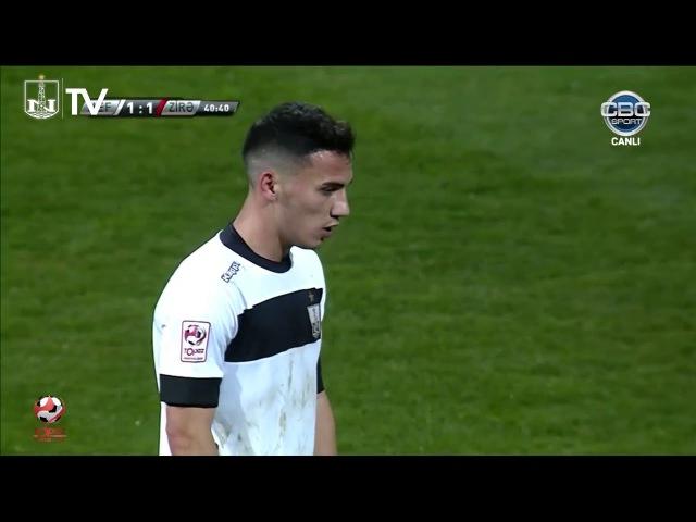 Нефтчи 11 Зире | Topaz Премьер-Лига 201718 | 17 тур