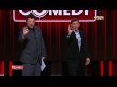 Камеди Комеди Клаб Клуб / Comedy Club , 13 сезон (в Барвихе) - 49 выпуск (эфир 12.01.2018) на от тнт.