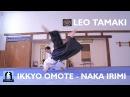 Aïkido avec Léo Tamaki Naka Irimi - Ikkyo Omote - extrait DVD