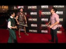 Spartacus The Series Red Carpet Stunt Man Sword Fight