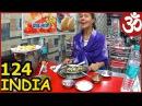 HARIDWAR МАГАЗИН СЛАДОСТЕЙ Красивый ХРАМ и Уличная еда Уезжаем в Дели INDIA 124