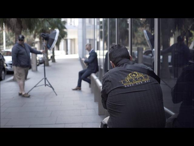 Sony a9 w/85mm f1.4 GM Godox AD600 - Male Fashion Shoot