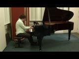 Svyatoslav Antipov plays Ravel,