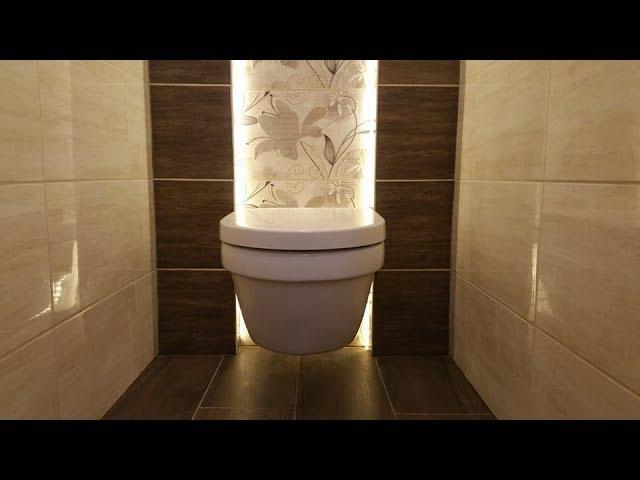 Недорогая дизайнерская туалетная комната ceramic Doppia от