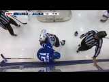 Chris Thorburn vs Matt Martin Jan 16, 2018
