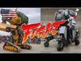 Giant Robot Duel - MegaBot VS Kuratas