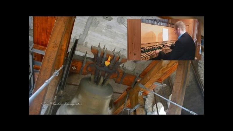 Cloches : Saint-Maurice (CH-VS) Abbaye Territoriale - Bourdon Carillon
