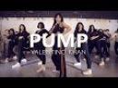 Valentino Khan PUMP Choreography Jane Kim