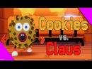 Печеньки и Санто Клаусы :D(CookieVSClaus)