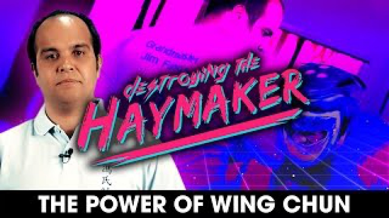 The Power of Wing Chun Destroying the Haymaker Ep 3