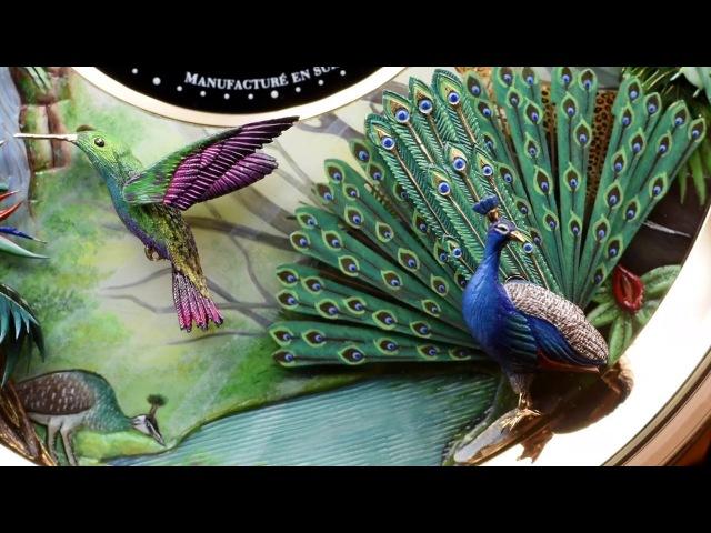 Механическое чудо: Jaquet Droz Tropical Bird Repeater
