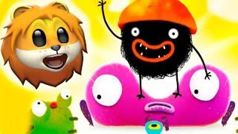ПРИКЛЮЧЕНИЯ ЧУЧЕЛ мультик игра для маленьких детей 1 - игровой мультфильм 2018 Chuchel Летсплей