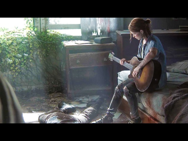 1 HOUR Through The Valley - Ellie (Ashley Johnson) The Last Of Us 2 Theme Song